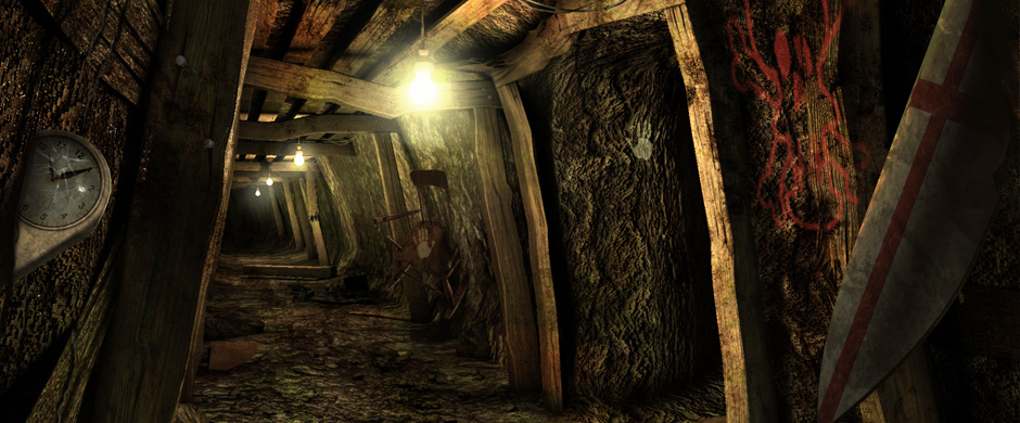 Navigate the Underground Passageways of the Past