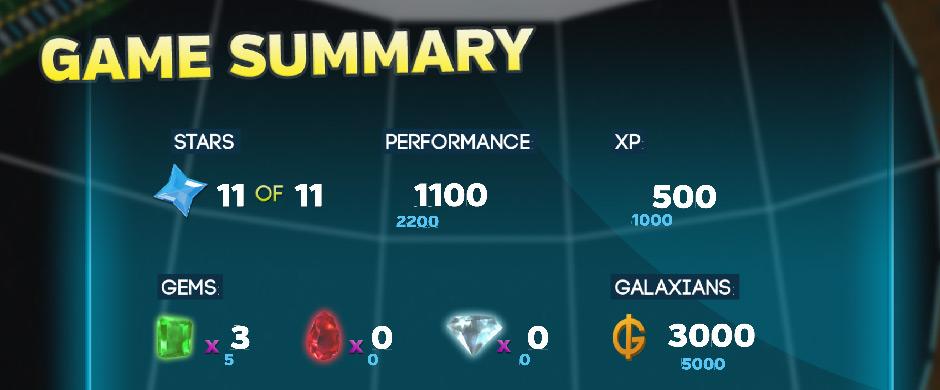 Game Summary